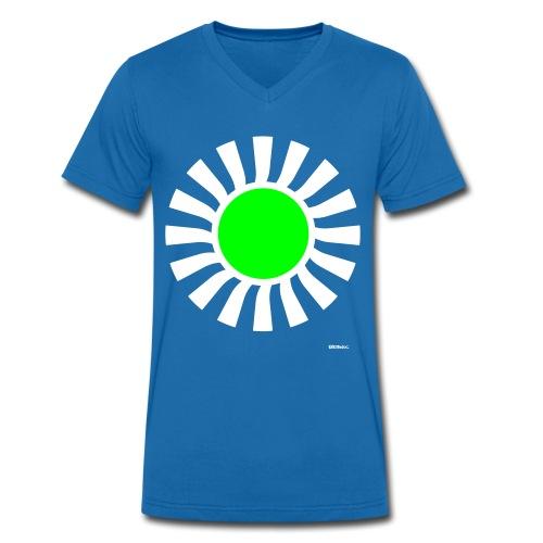 Strobo #3 MSCV - Men's Organic V-Neck T-Shirt by Stanley & Stella
