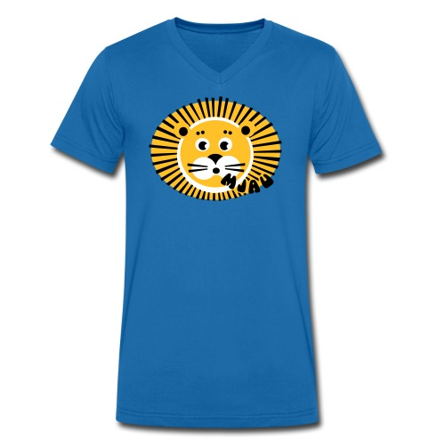 LEJON T-shirts - Ekologisk T-shirt med V-ringning herr från Stanley & Stella