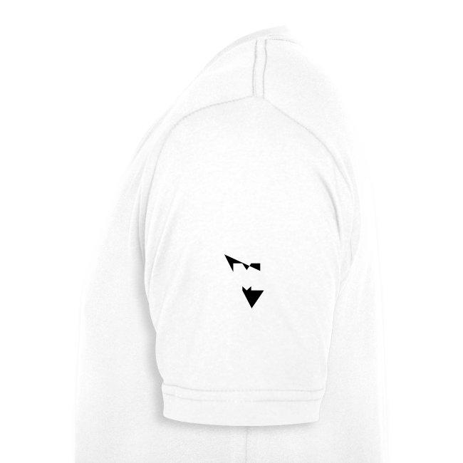 AU HUUUR / V-Shirt / Herren