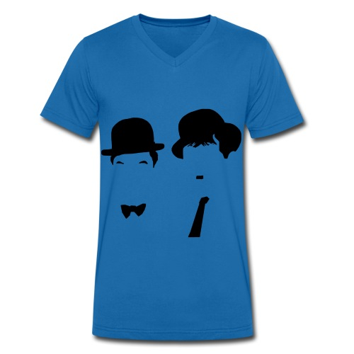 Oliver & Stan - T-shirt bio col V Stanley & Stella Homme