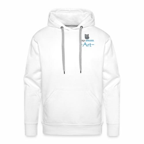 hoodie1 - Mannen Premium hoodie