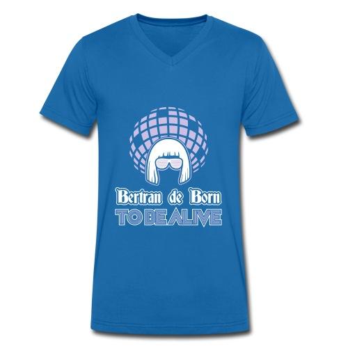 Chamison V Bertran de Born 2be Alive - T-shirt bio col V Stanley & Stella Homme