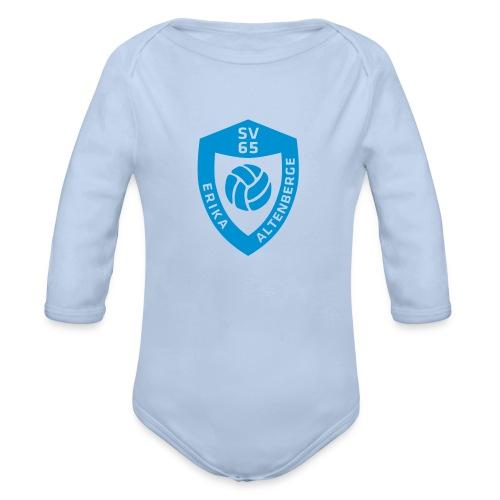 svea boy - Baby Bio-Langarm-Body