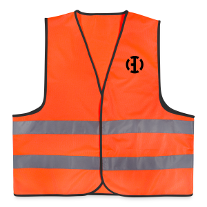 BD Worker Vest - Warnweste