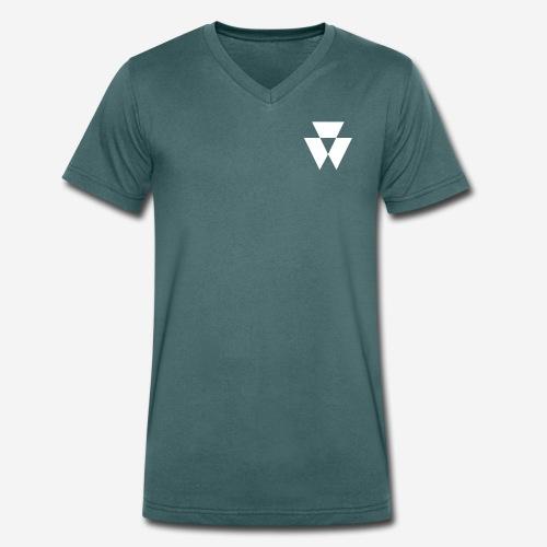 V-Neck T - Men's Organic V-Neck T-Shirt by Stanley & Stella