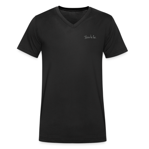 Men | Btb. FIGHTER V-Shirt - Männer Bio-T-Shirt mit V-Ausschnitt von Stanley & Stella