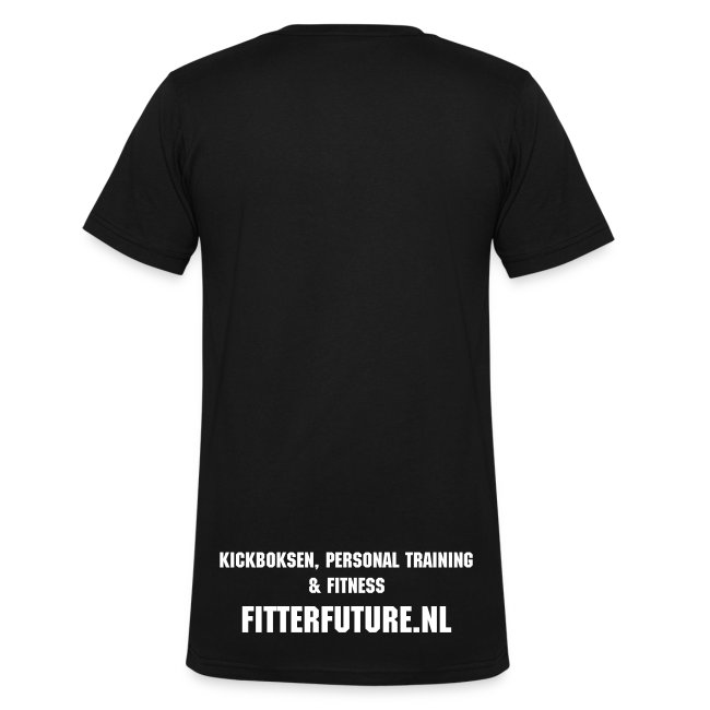 Fitter Future Gym Mannen v-hals shirt