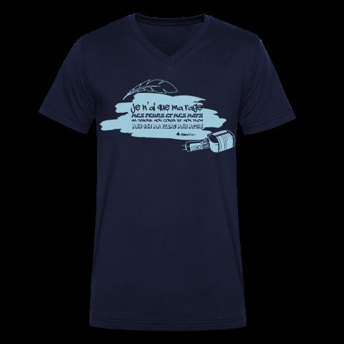 T-shirt bio col V Stanley & Stella Homme