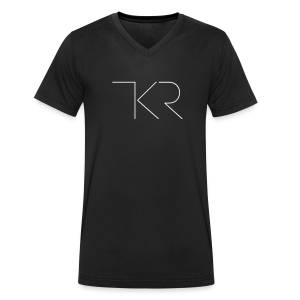TKR  V-Shirt - Men's Organic V-Neck T-Shirt by Stanley & Stella