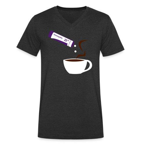 home-coffe - T-shirt bio col V Stanley & Stella Homme