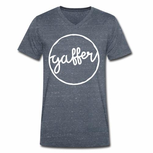 Gaffer Men's Organic V-Neck T-Shirt - Men's Organic V-Neck T-Shirt by Stanley & Stella