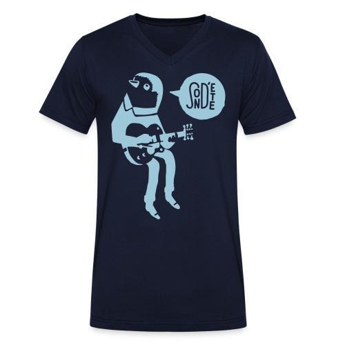 Le son d'été birdy jam 2016 (M) - Männer Bio-T-Shirt mit V-Ausschnitt von Stanley & Stella