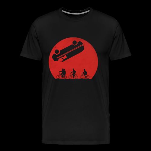 Stranger Things Eleven 80's Männer Premium T-Shirts - Männer Premium T-Shirt