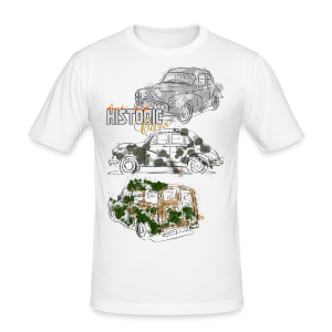 Art and historic Cars - Männer Slim Fit T-Shirt