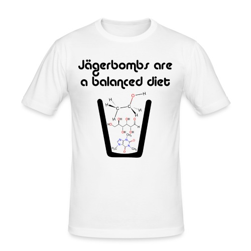 Jaegerbombs - Men's Slim Fit T-Shirt