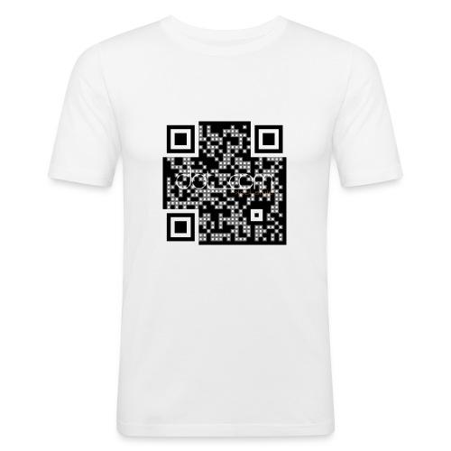 QR Fashion Style - Maglietta aderente da uomo