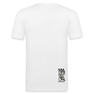 LTD Edition Slim Fit Tourwear - Chicago '12 - Men's Slim Fit T-Shirt