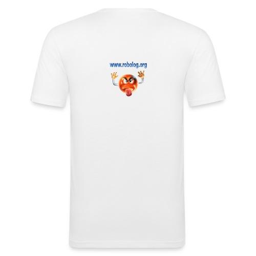 RoboLog Team 2004 - Männer Slim Fit T-Shirt