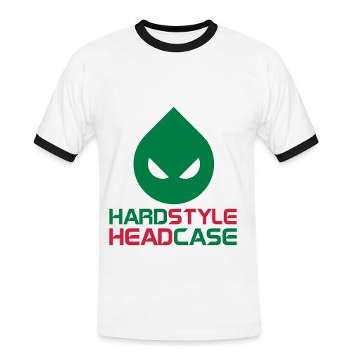 Hard_Style - T-shirt contrasté Homme