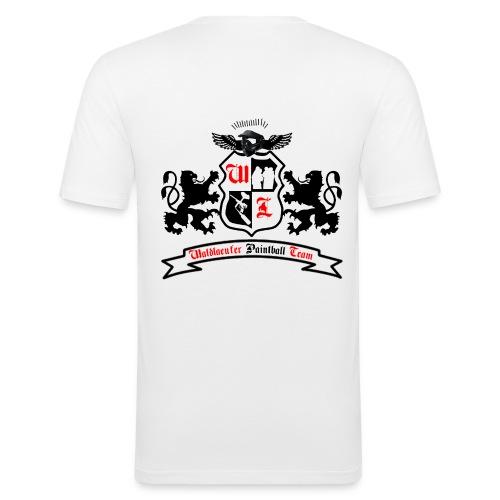 02//slim_fit - Männer Slim Fit T-Shirt