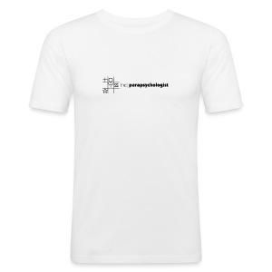 theParapsychologist T shirt - Men's Slim Fit T-Shirt