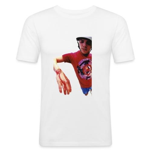 Self Made Steve-O Tee - Men's Slim Fit T-Shirt
