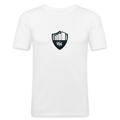 VFFK Tee - Slim Fit T-shirt herr