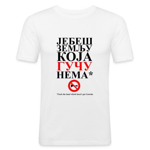 Majica Guca - Männer Slim Fit T-Shirt
