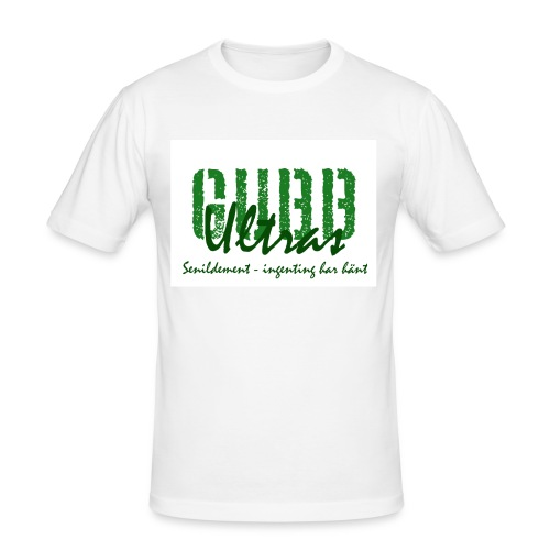 GubbUltras2 - Slim Fit T-shirt herr