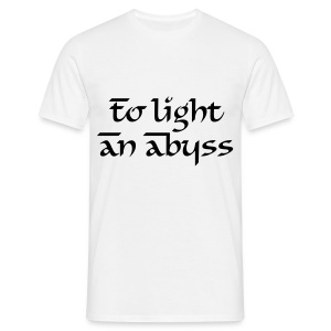 To Light An Abyss jamie - Men's T-Shirt
