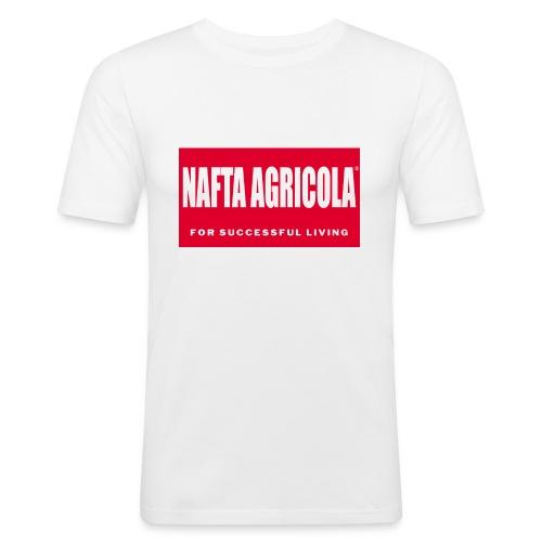 Nafta Agricola - Maglietta aderente da uomo