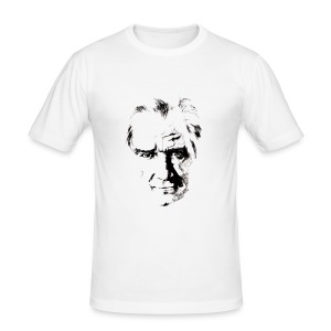Atatürk - Männer Slim Fit T-Shirt