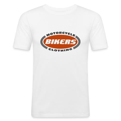 BIKERS| T-shirts  biker - Tee shirt près du corps Homme