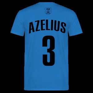 Azelius Player - Vuxen - T-shirt herr