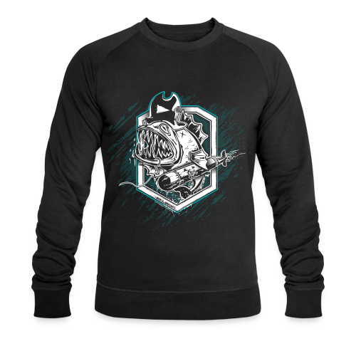 World of Warships - Men's Sweatshirt - Men's Organic Sweatshirt by Stanley & Stella