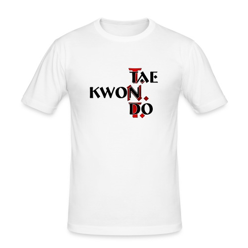 Tae Kwon Do is T.N.T. - Männer Slim Fit T-Shirt