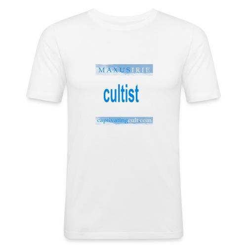 Captivating Cult - Cultist - Men's Slim Fit T-Shirt