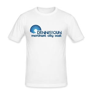 Dennistoun MCE - Men's Slim Fit T-Shirt