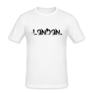 London Gentlemen - Männer Slim Fit T-Shirt