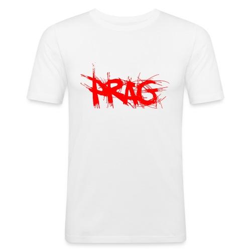 Prag Gentlemen - Männer Slim Fit T-Shirt