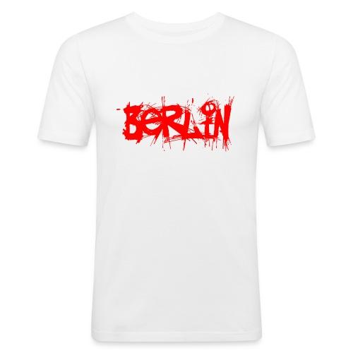 Berlin Gentlemen - Männer Slim Fit T-Shirt