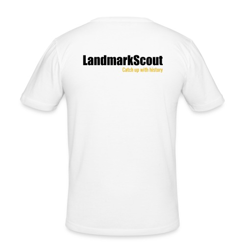 LandmarkScout T Classic - Men's Slim Fit T-Shirt