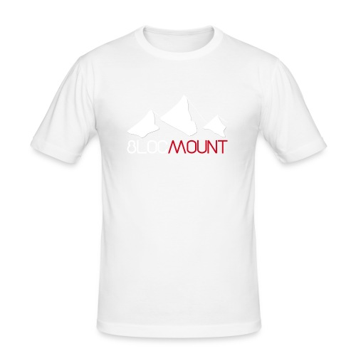 Teeshirt Blocmount - T-shirt près du corps Homme