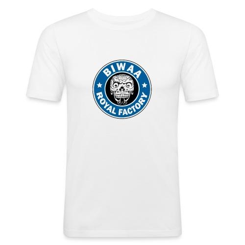 Royal Factory skull - T-shirt près du corps Homme