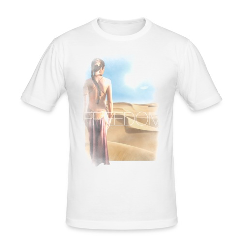 Freedom (inspired by Return of the Jedi) - Men's Slim Fit T-Shirt