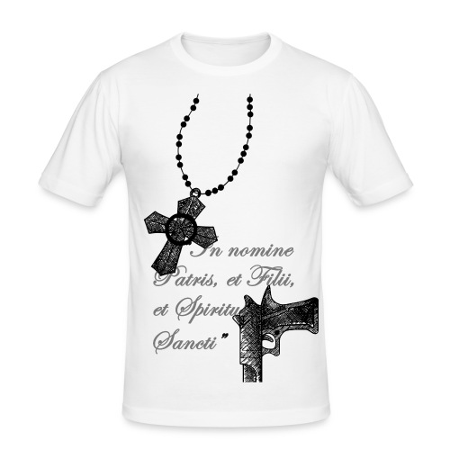Boondock Saints - slim fit T-shirt