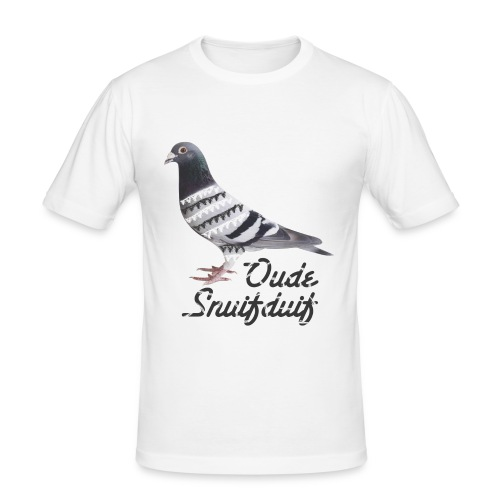 Oude Snuifduif - slim fit T-shirt