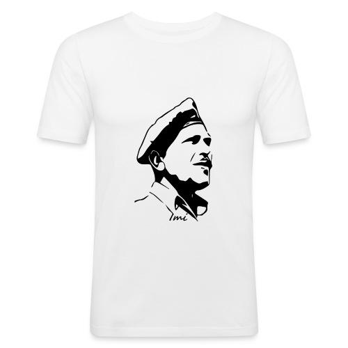 Imi - Krav Maga Slim Fit - Black print - slim fit T-shirt