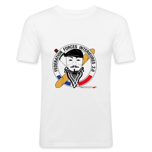 T-SHIRT près du corps homme FFi anonymous - Tee shirt près du corps Homme