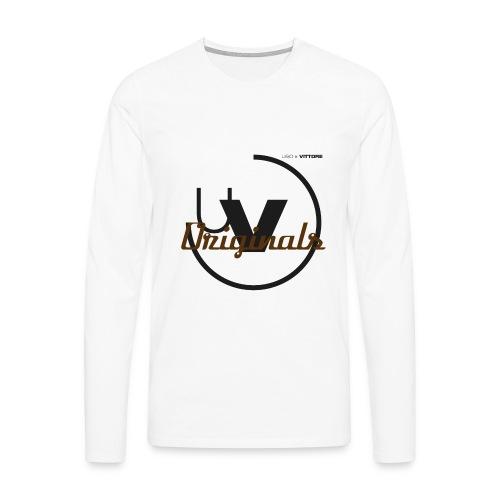 Ugo & Vittore - Originals - Men's Premium Longsleeve Shirt